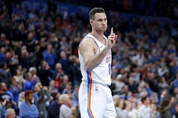 For Thunder forward Danilo Gallinari, the NBA shutdown wasn't so sudden