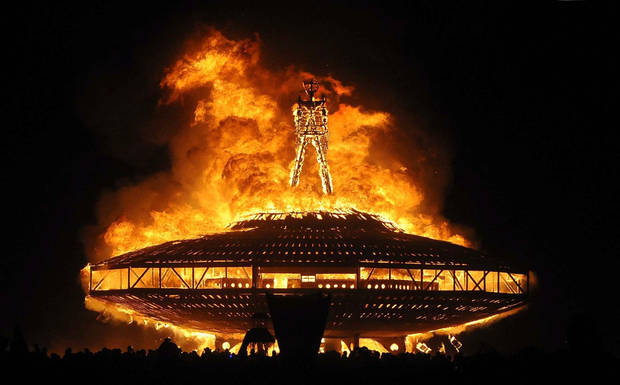 Burning Man organizers sue  over millions in US permit fees