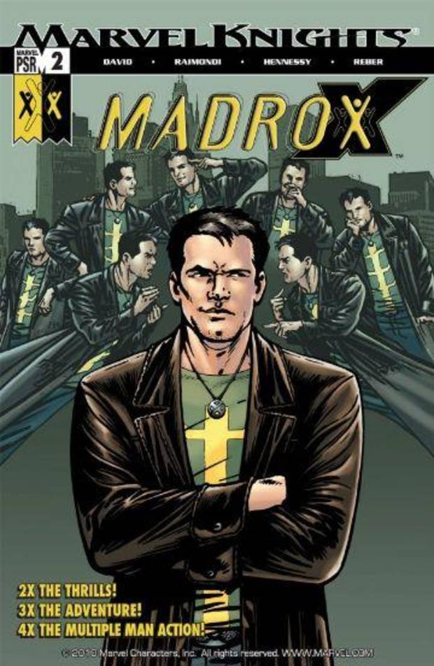 Madrox issue 2