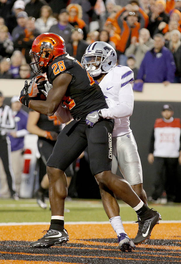 OSU football journal: Seniors will get one last shot at home win