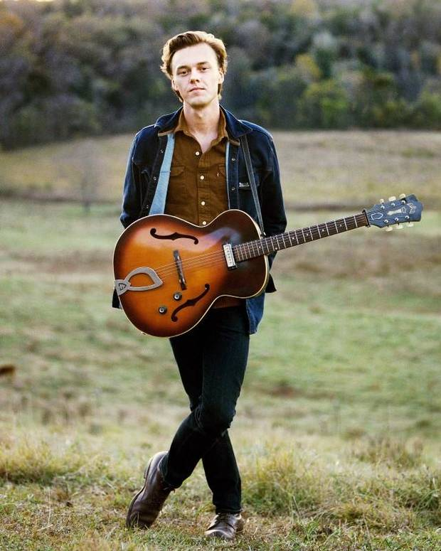 "Oklahoma singer-songwriter Parker Millsap, a Purcell native now based in Nashville, Tenn., is releasing his new album ""The Very Last Day"" March 25. Photo provided"
