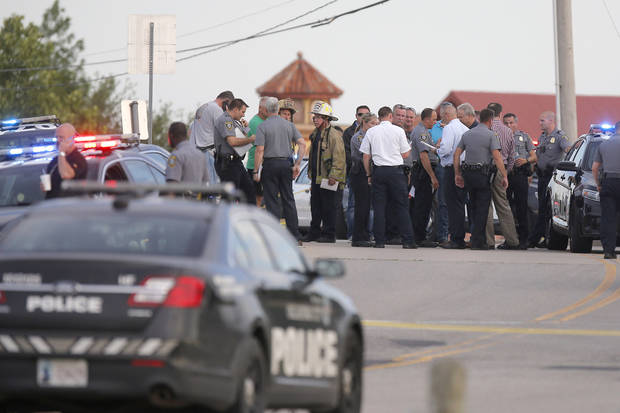 Live updates: Suspect killed, multiple victims after shooting at Lake Hefner restaurant | The Oklahoman