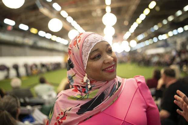 A hijab and Azawakh hounds: Westminster dog show's new faces