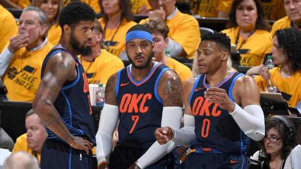 Thunder title odd increase, Lakers have 2nd-best odds to win