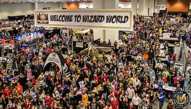 A previous Wizard World Comic Con. Ûphoto provided by Wizard WorldÝ