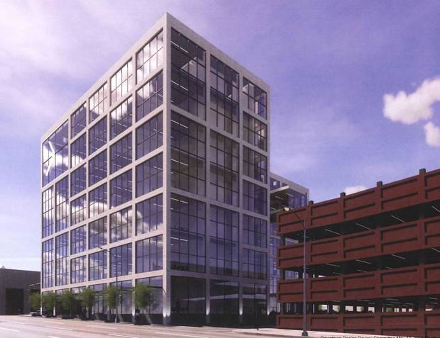 New details emerge on headquarters planned for Automobile Alley in Oklahoma City
