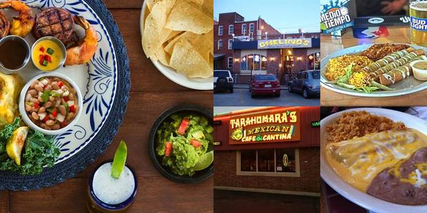 the 5 best mexican restaurants in the okc area