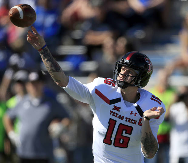 Texas Tech Red Raiders vs. West Virginia Mountaineers Preview and Prediction