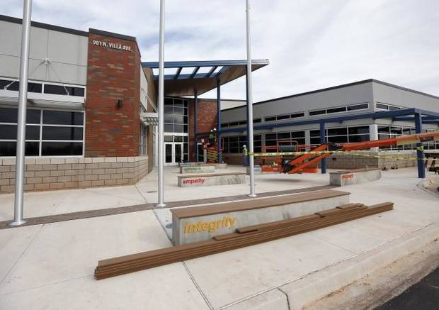 Positive Tomorrows hosts open house at new school building