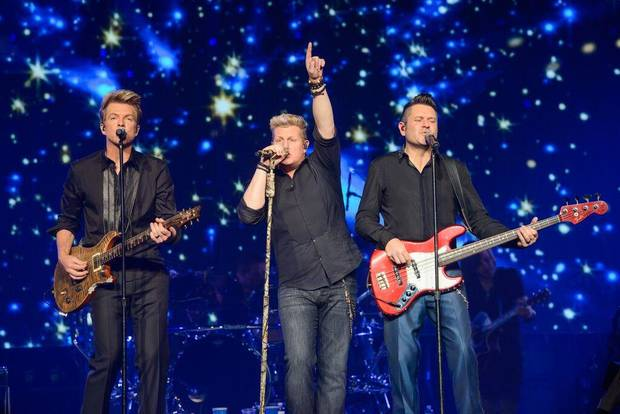 Rascal Flatts is scheduled to headline the first Green Country Jam in Tulsa. The new festival runs from May 3-5 at the Tulsa Raceway Park. [Photo provided]