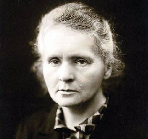 Dr. Marie Curie. Photo provided by OSU.