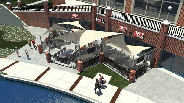 A Closer Look at Future HeyDay Entertainment in Lower Bricktown