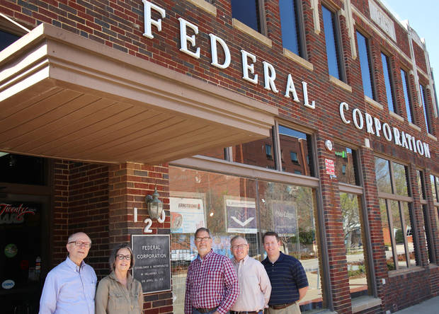 Federal Corporation celebrates 100 years in Oklahoma City