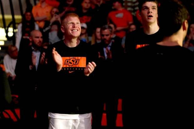 OSU basketball: Trey Reeves more than walk-on, son of legendary Bryant 'Big Country' Reeves