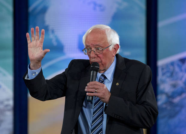 Bernie Sanders says he s reached 1 million individual donors