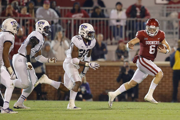 Why OU facing TCU or OSU again in the Big 12 title game could be good for Sooners