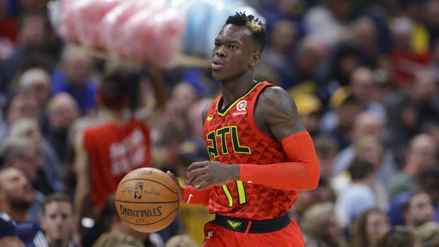 What will Dennis Schroder bring to Oklahoma City  (AP Photo Michael Conroy) dd4384d3e