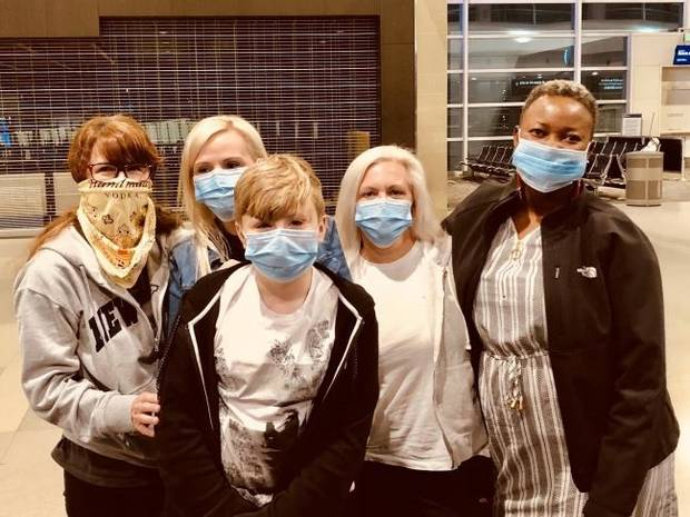 Coronavirus in Oklahoma: Sen. Inhofe arranges flight out of Kenya for stranded mission workers as country prepared to close its borders