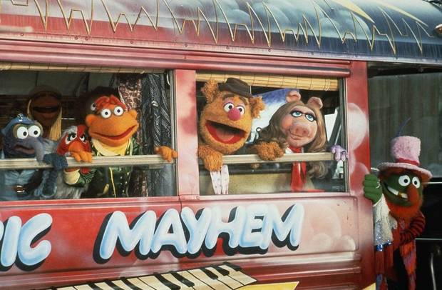 "In honor of its 40th anniversary, Fathom Events is bringing ""The Muppet Movie"" back to theaters Thursday and July 30. [Fathom Events photo]"