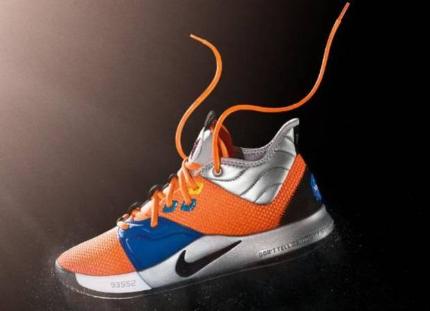 a6cc5d934792 Paul George debuts new PG3 sneakers against Spurs NewsOK - 18 15 PM ET  January 10