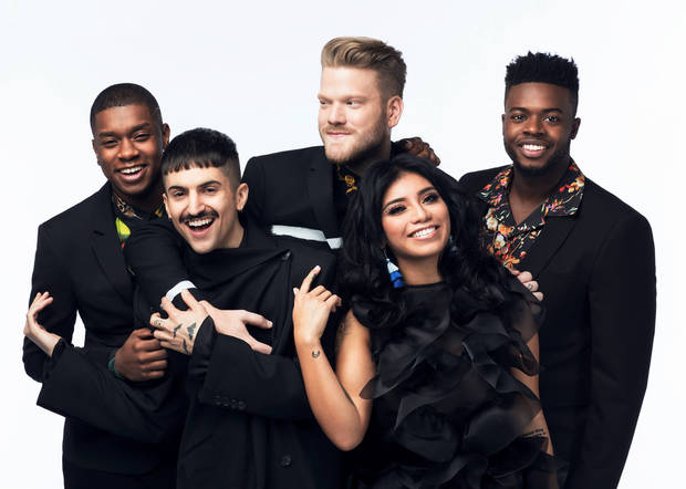 Pentatonix. Photo provided