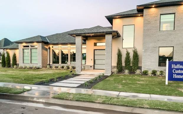 The 2020 event runs through July 12 and includes homes built by four of Oklahoma's premiere luxury home builders – Craig Smith Building, Huffman Custom Homes, Stonewall Homes, and Tatum Homes. [PHOTO PROVIDED]