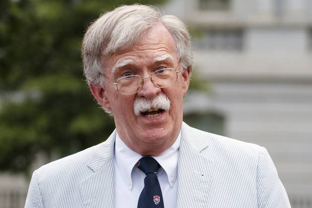 Bolton book pressures GOP to allow Senate witnesses