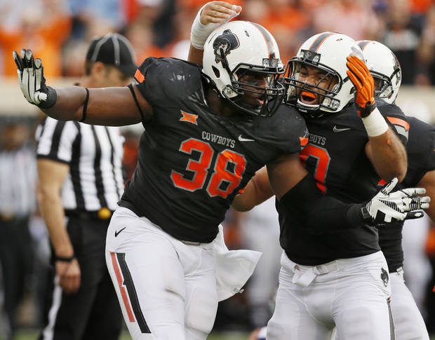 Emmanuel Ogbah: NFL Draft: The Cleveland Browns Select Oklahoma State's