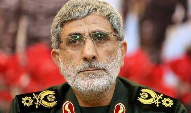 Iran general steps out of Soleimani's shadow to lead proxies