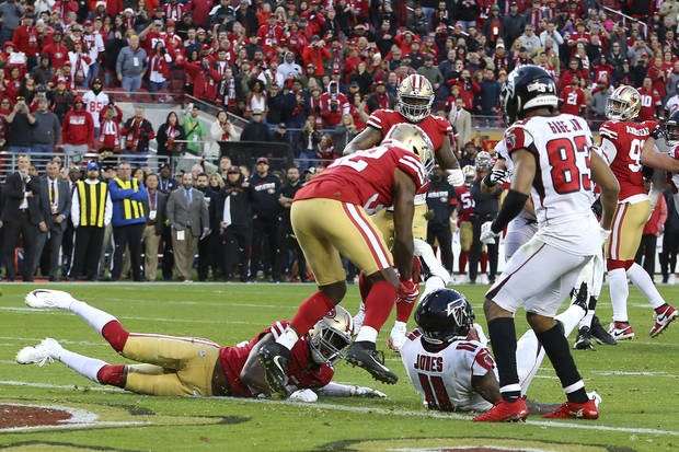49ers lose in wild finish but end six-year playoff drought