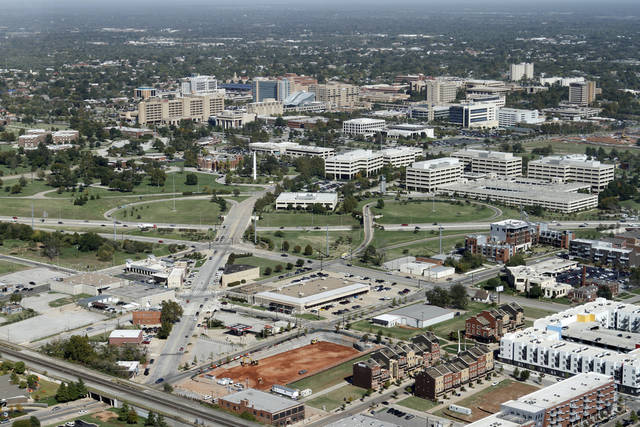 A plan for change Brookings study suggests road map to creating OKC