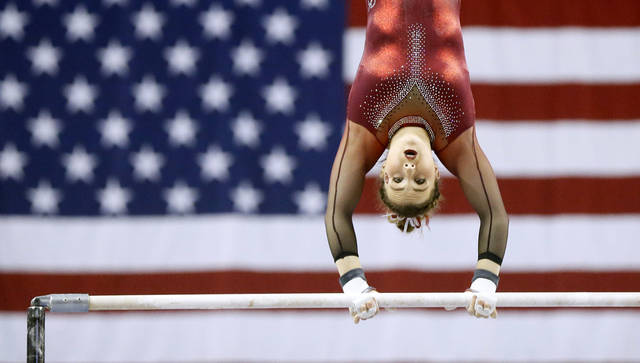 NCAA gymnastics championship: Super Six spots claimed by Oklahoma, UCLA and Utah