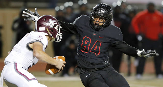The oklahoman 39 s high school football predictions for week Terry davis homes tulsa