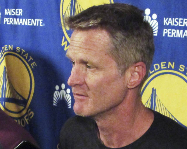 Golden State Warriors Coach Steve Kerr Out Indefinitely With 'Mysterious' Illness