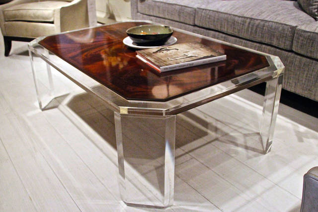 This City Light Phoenix Coffee Table By Thomas O Brien For Century Was Inspired