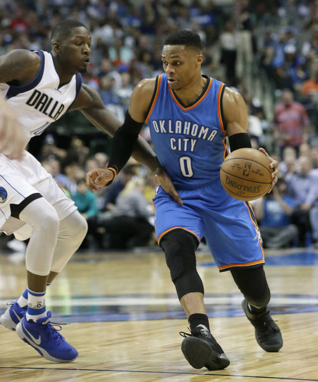 russell westbrook stunningly left - photo #24