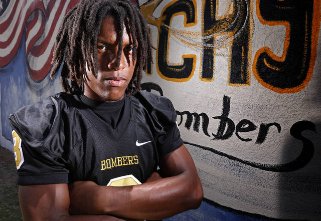 Super 30: Midwest City's Ace Vick using speed to make up for size Image