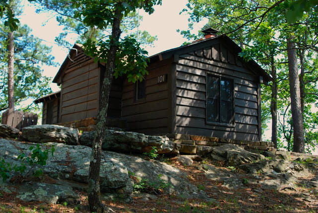 Discover Oklahoma Robbers Cave State Park Fall Festival