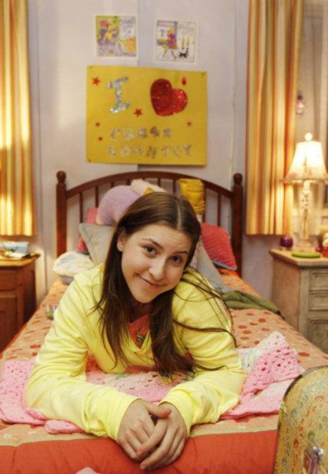 Eden Sher is the girl in 'The Middle' | News OK