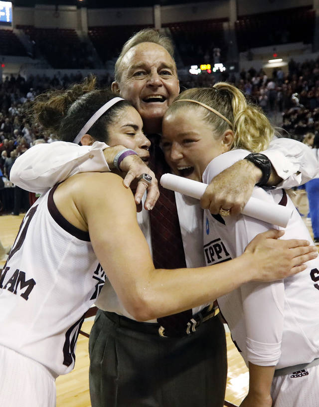 William, Mississippi State women earn 1st Final Four berth