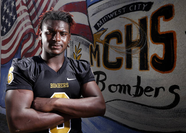 Super 30: Recruiting exploded for Midwest City's Jalen Redmond when he returned to the game Image