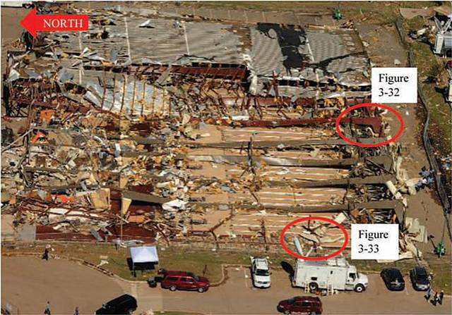 Study Of 2013 Twister Damage In Moore Points No Blame At