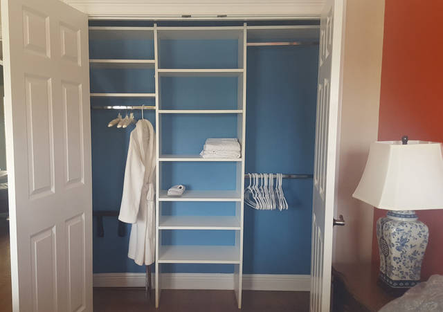 A touch of unexpected. Painting the insides of closets which you expect to be & Marni Jameson: Design pro offers hits misses in home design | News OK