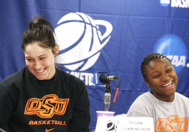 Berry Tramel: Her banishment over, OSU's Andrea Riley can ...
