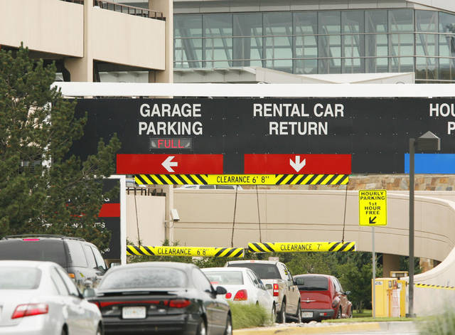 officials approve fee to fund new 39 million rental car facility at will rogers world airport. Black Bedroom Furniture Sets. Home Design Ideas