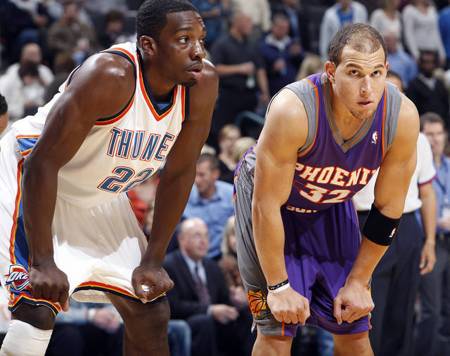 Q&A with Phoenix Suns forward Taylor Griffin | News OK