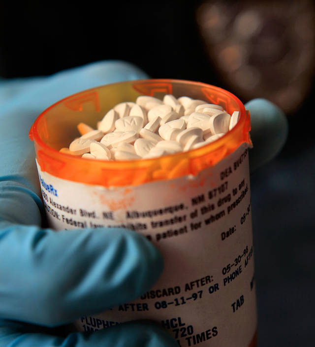 Okla. doctor who prescribed 'horrifyingly excessive' amount of opioids charged with murder