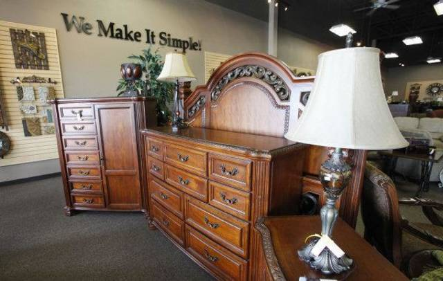 Furniture buy consignment opens in oklahoma city news ok for Best place to sell furniture online