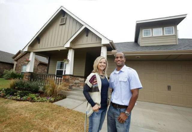 Oklahoma builder wants more than just another brick in the for Craftsman style homes in okc