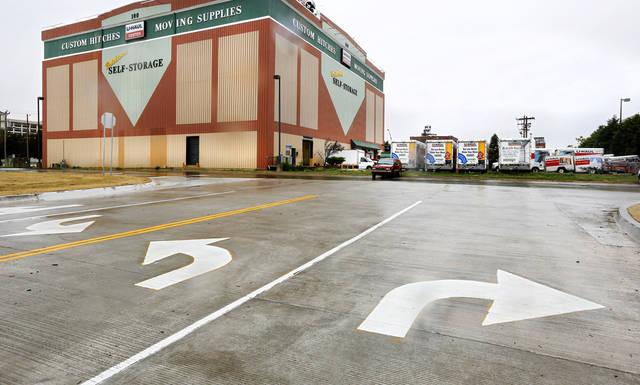 U haul urges oklahoma city to stop condemnation action on for Build on your lot oklahoma